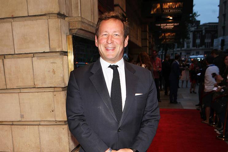 Ed Vaizey at a National Youth Theatre event (©David M. Benett/GettyImages)