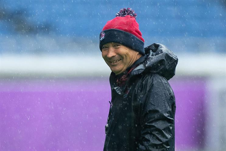 Few are better at mind games than England head coach Eddie Jones. (Photo: David Ramos/Getty Images)