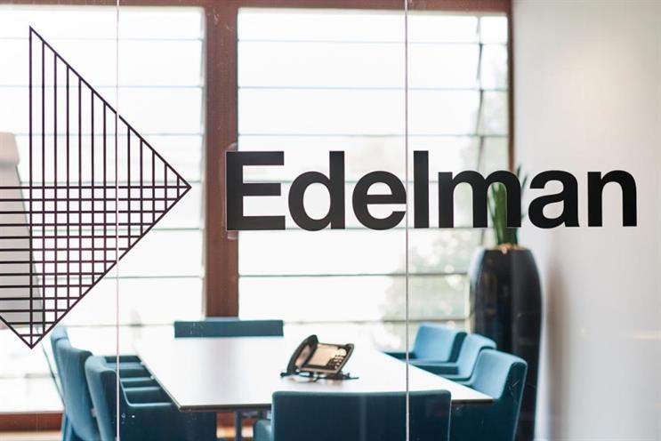 Edelman APAC partners with US consulting firm