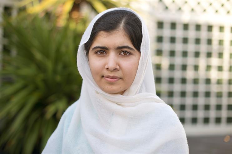 Edelman: worked with Pakistani schoolgirl Malala Yousafzai pro bono