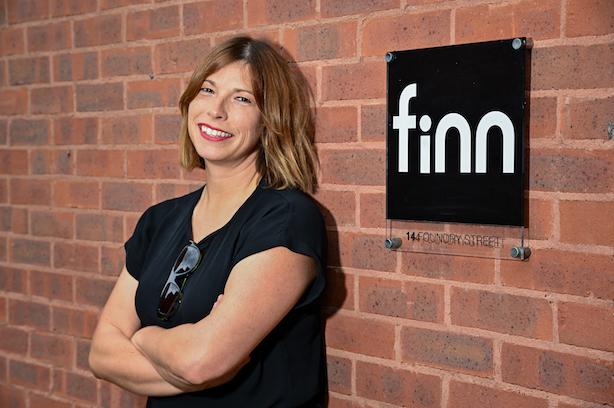 Finn's new managing director Elie Adamson