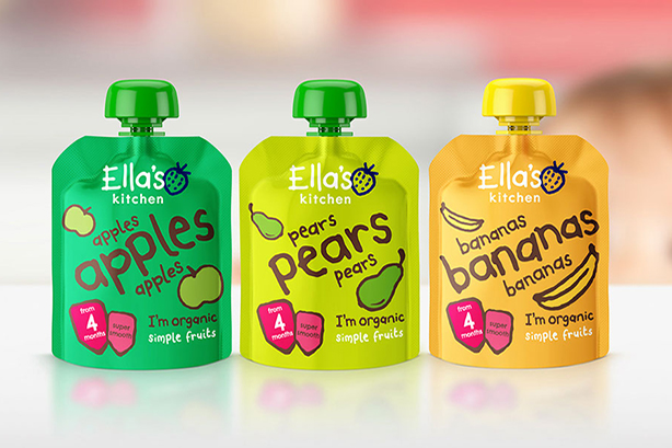Baby food brand Ella's Kitchen chooses new creative PR agency