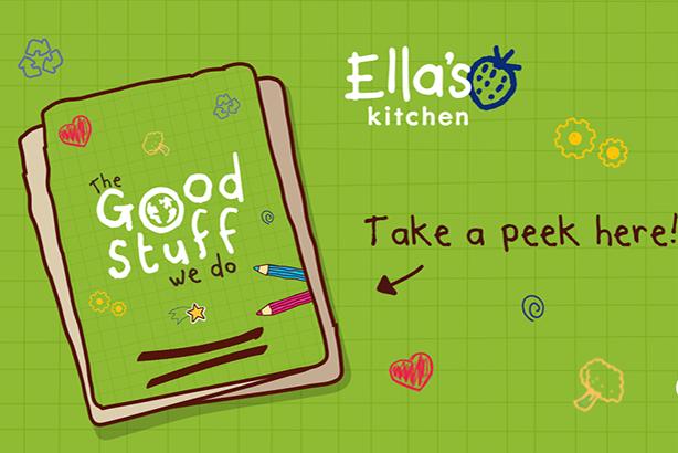 Ella's Kitchen chooses corporate and CSR comms partner