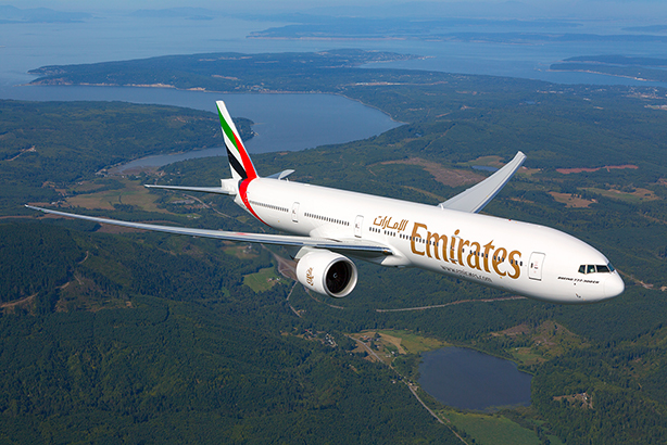 Airline Emirates remains the strongest Middle East brand for customer familiarity and corporate reputation