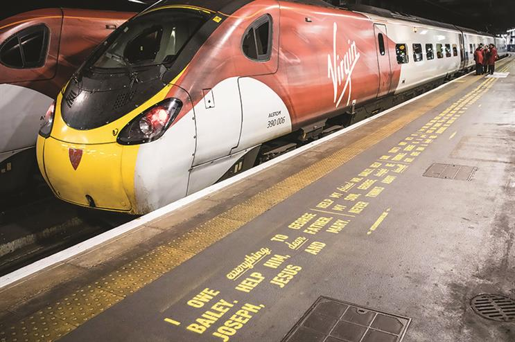 'Purpose-led campaigns don't need shock tactics' - Behind the Campaign with It's a Wonderful Line by The Romans for Virgin Trains