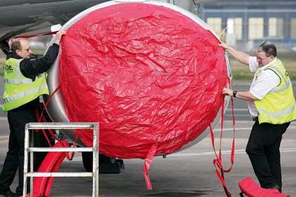Winner: Volcanic Ash Air Travel Disruption campaign