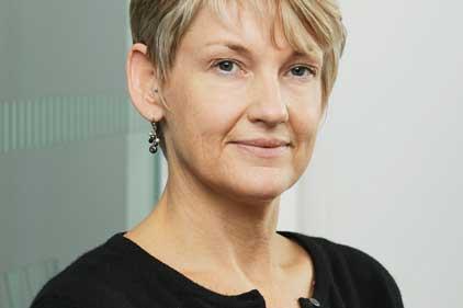 Amanda Pierce: B-M MD and corporate chair