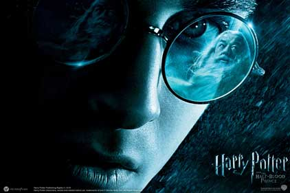 Lucrative: work for Warner Bros, which produced the Harry Potter films