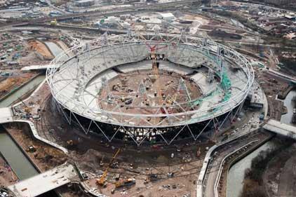 Sponsorship brief for H&K: London 2012 Olympics