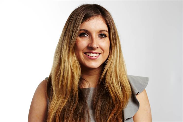 Rising star: Nikki Peters, senior account executive, Stand Agency
