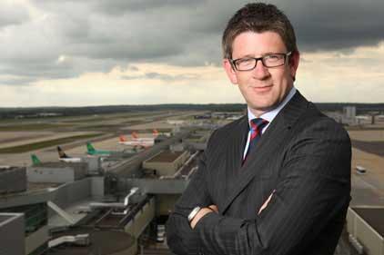 Andrew McCallum: to join Dana Petroleum