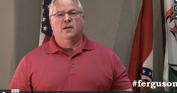 Ferguson police chief issues apology to Brown's parents, protesters