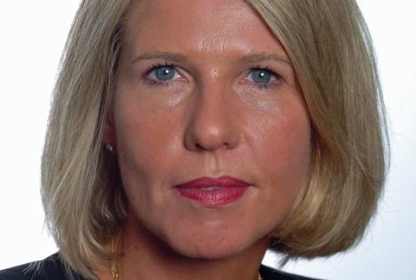 Heading up office: PPR EMEA CEO Pamela Fieldhouse