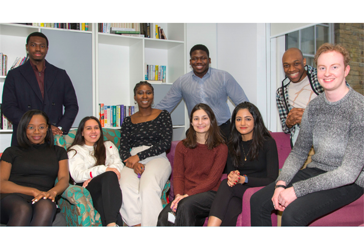 Four's BAME staff group helped the group develop its race equality pledge