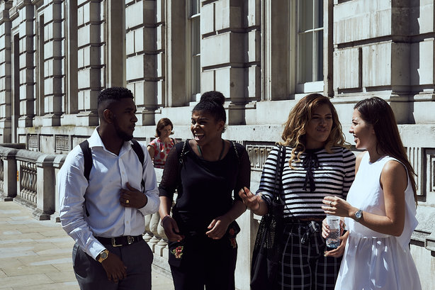 The GCS diversity strategy aims to address the lack of people from BAME backgrounds working in government comms