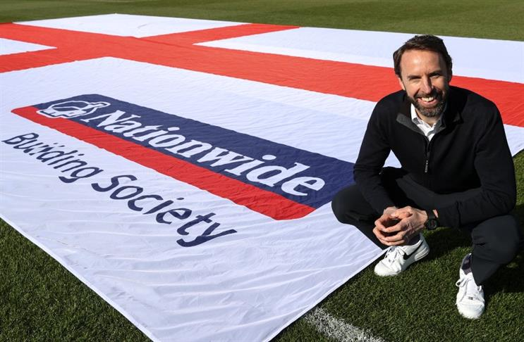 Nationwide is supporting the anti-racism Respect agenda promoted by the England football team and manager Gareth Southgate
