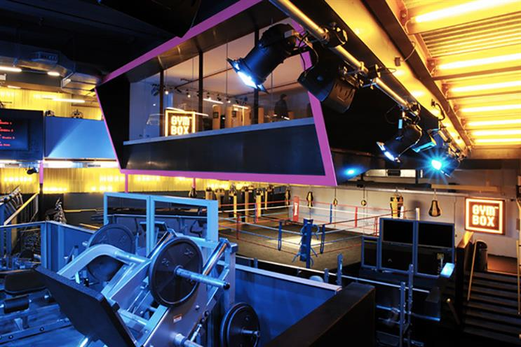 Hope&Glory wins gym chain client