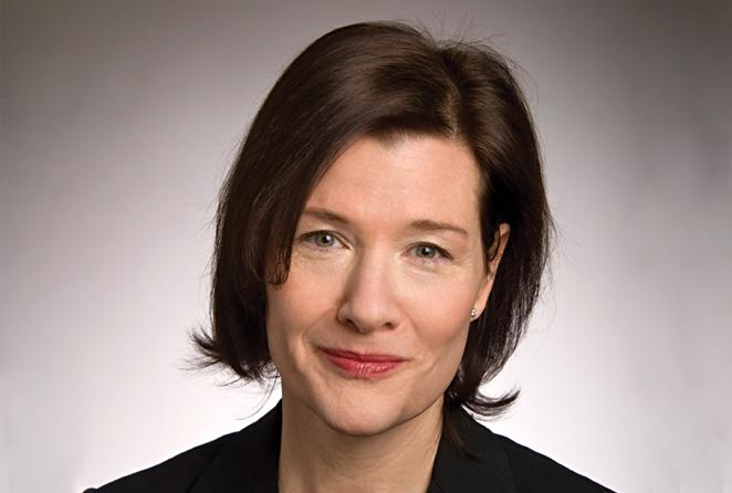 Gail Heimann, President, Weber Shandwick: Power List 2017