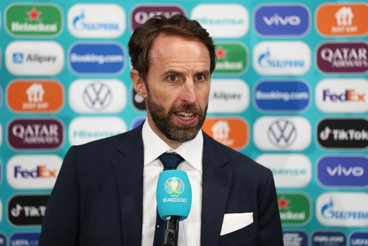 Gareth Southgate has been excellent at engaging with the media and managing expectations (Photo: Getty Images)