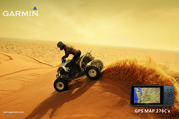 Garmin has specialised in GPS navigation products for decades.