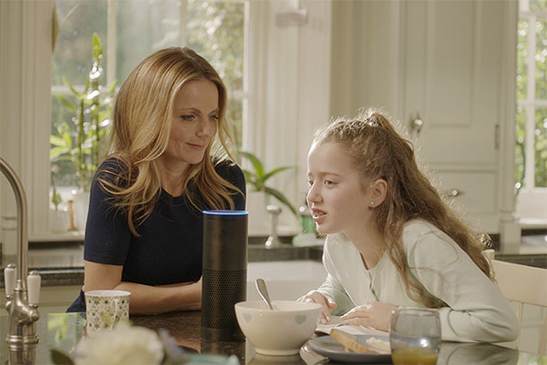 Alexa, what does LOL stand for? O2 and NSPCC highlight digital language gap between parents and kids
