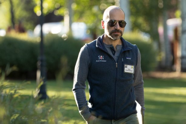 Your call: Is Uber making the right call with Khosrowshahi?