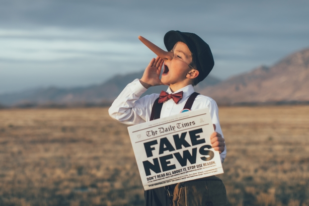 The PR profession doesn't seem to care about fake news