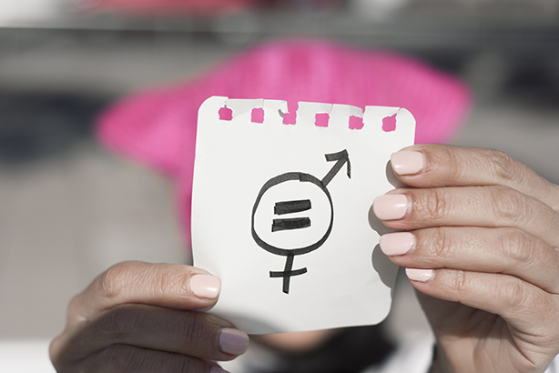 How to make gender equality everyone's responsibility