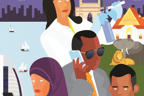 Global rising: PR in emerging markets