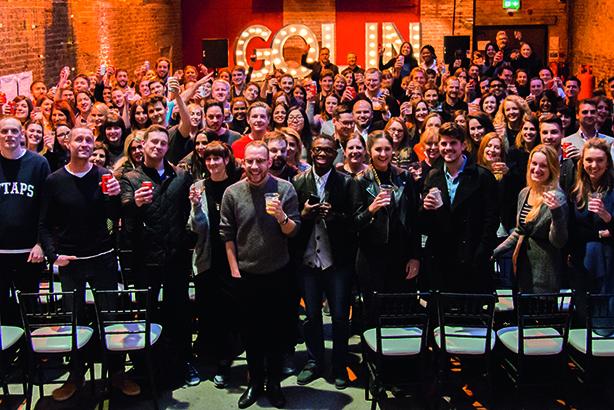 PRWeek UK Award Winners 2016: Large Consultancy of the Year