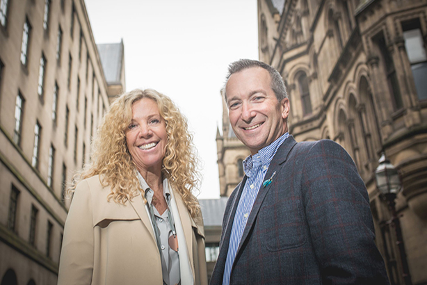 Good Relations: Jo Leah and Richard Moss