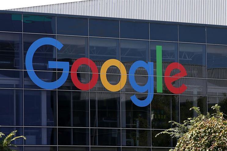 The Googleplex at Mountain View, California