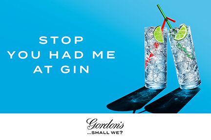 Diageo brings in The Romans for a new Gordon's Gin comms brief