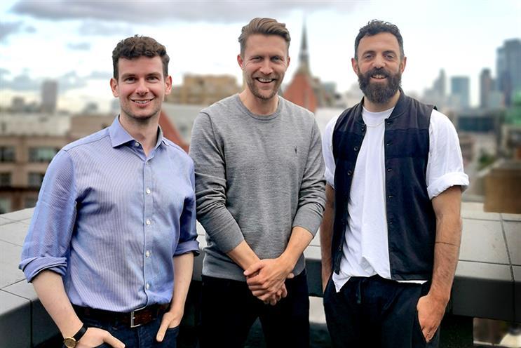 The IGNITE leadership team: Alex Martin, Nathan Kemp and Julian Cirrone