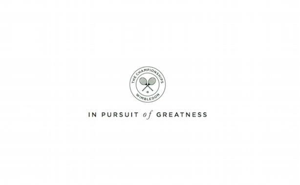 Wimbledon serves up In Pursuit of Greatness campaign as it targets global brand expansion