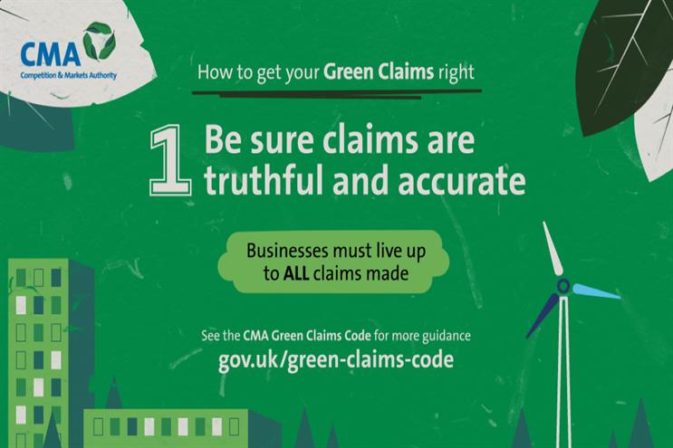 PRCA welcomes CMA crackdown on 'greenwashing'