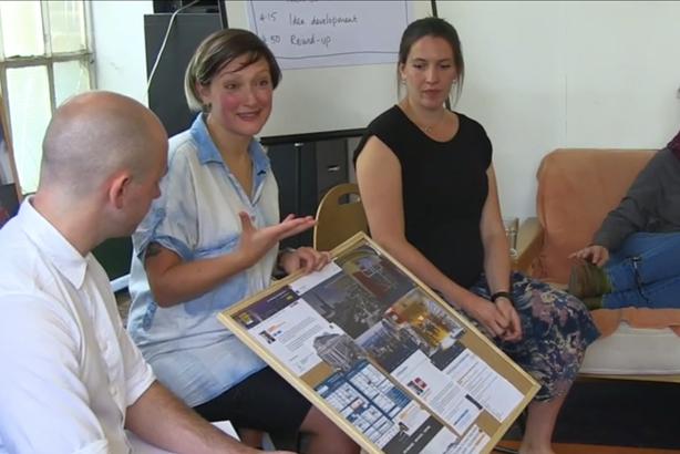 Mel Evans: Art and editorial co-ordinator at Greenpeace