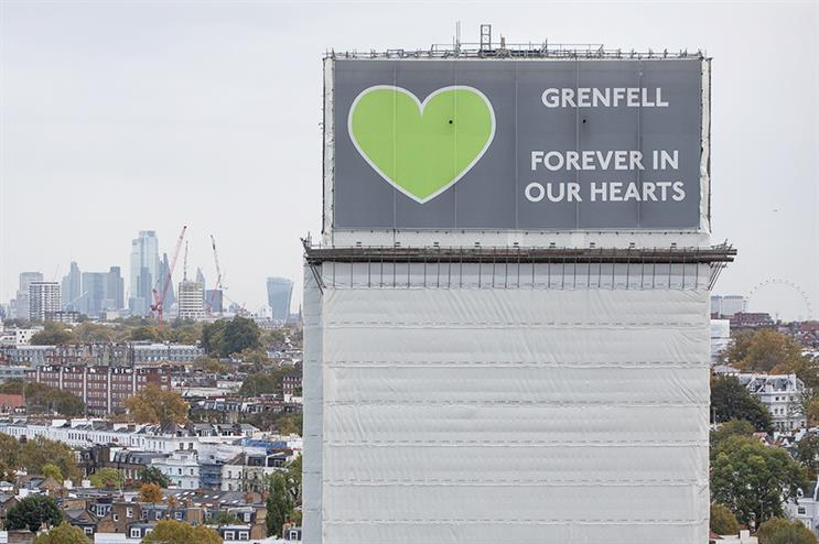 The public backs London Fire Brigade despite criticism of it in the Grenfell Inquiry published last week (pic credit: Dan Kitwood/Getty Images)
