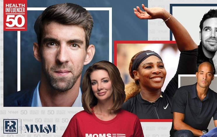 PRWeek and MM&M unveil the 2019 Health Influencer 50