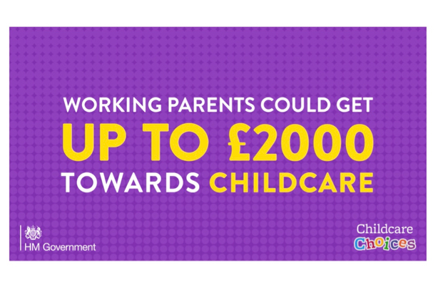 Childcare Choices: a new campaign from the HMRC