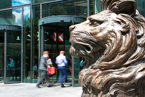 HSBC has taken on Finsbury for its corporate PR