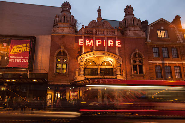 Tin Man's 'donation-powered concert' aims to help Hackney Empire survive cuts