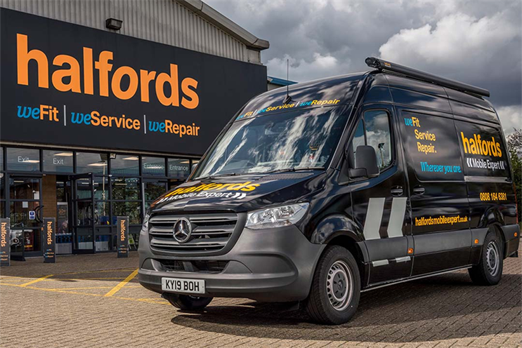 Halfords hires PR agency for consumer and influencer brief