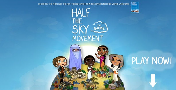 Half the Sky Movement: The Game