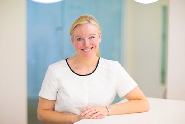 Hannah Morris: hired as a director at GCI Health