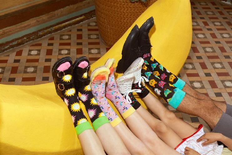 Happy Socks appoints UK consumer PR agency
