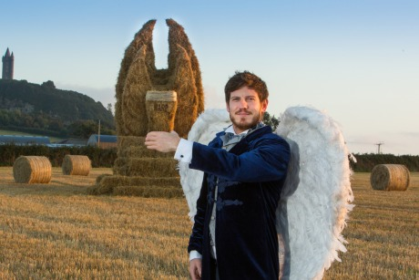Harp: Artwork alludes to the lager's key ingredient