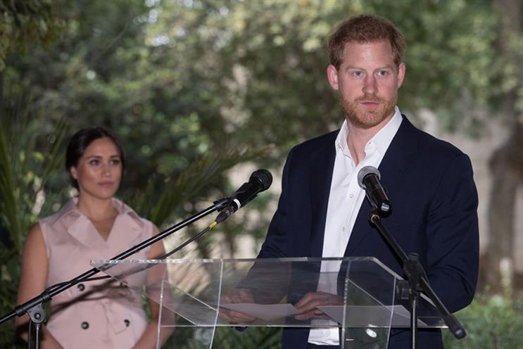 Prince Harry is fed up of the tabloid's treatment of his wife, the Duchess of Sussex. (Photo by Pool/Samir Hussein/WireImage))