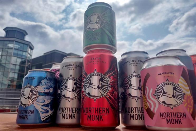 Hatch toasts beer brand win