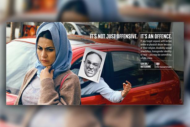 M&C Saatchi unveils Home Office hate crime campaign
